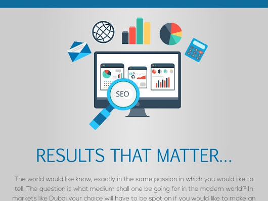 Results That Matter - Search Engine Optimization