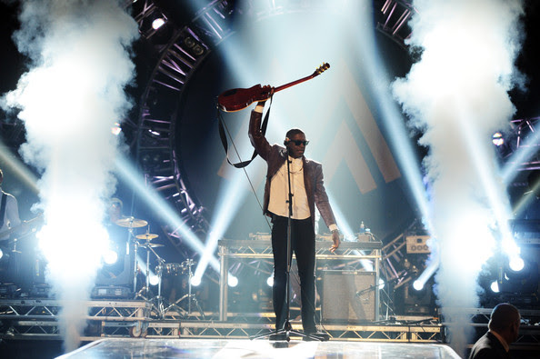Labrinth  Labrinth performs onstage at the 2012 MOBO awards at Echo Arena on November 3, 2012 in Liverpool, England.
