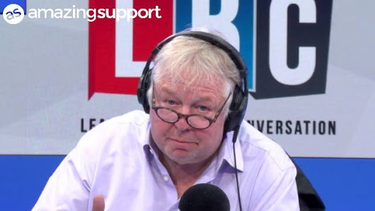 "Jamie Claret talks with LBC's Nick Ferrari on the ""Sextortion"" Scam 