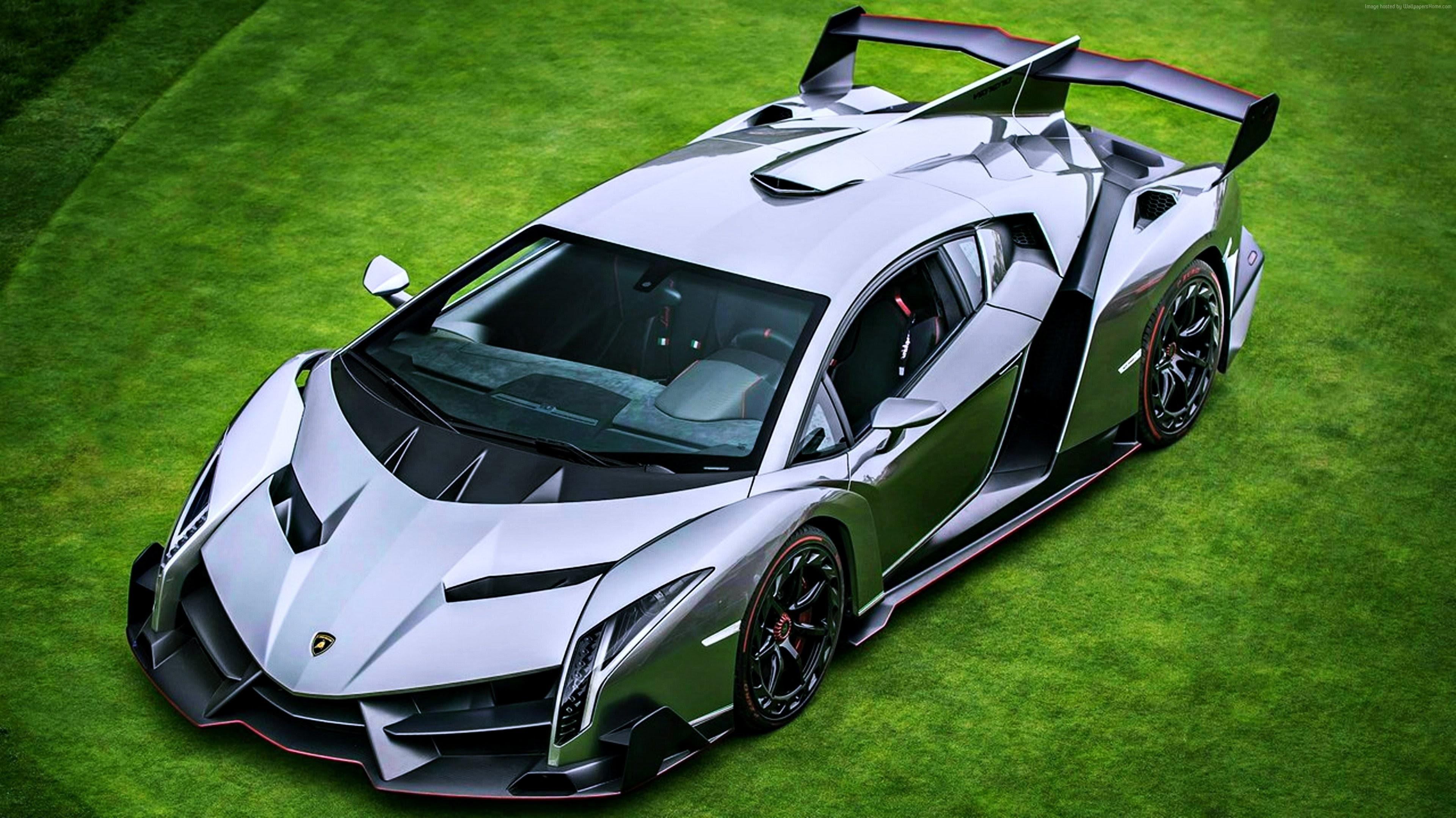 Supercars Gallery Lamborghini Veneno Neon Blue
