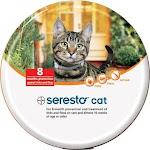 Bayer-Seresto 724089579522 Cat Seresto Eight Month Collar