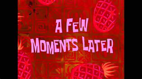 spongebob   moments  youtube