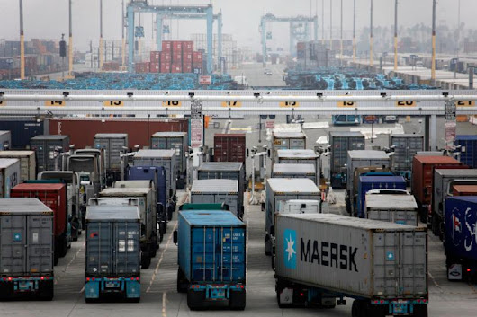 L.A. Port Drivers Win Millions; Misclassified As Independent Contractors