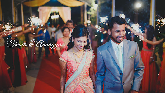 Shruti & Annayya | Candid Wedding Photography | Bangalore