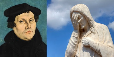 Znalezione obrazy dla zapytania luter