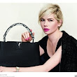 Michelle Williams Sells LV Pretty Well