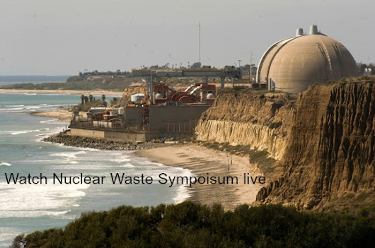 Watch Nuclear Waste Symposium live