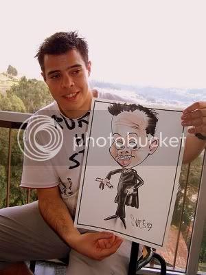 caricatura estudante coimbra