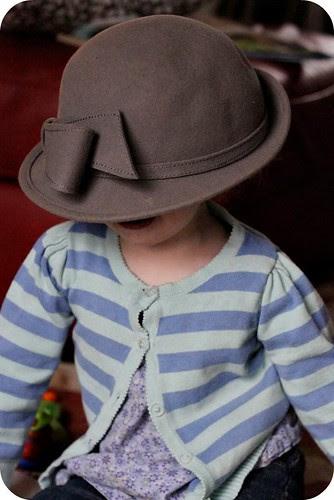 Hat Down