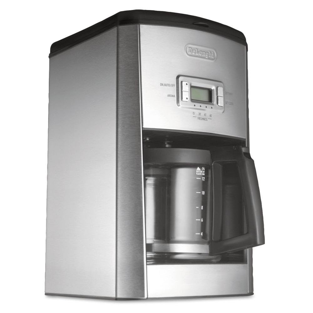 DeLONGHI DC514T Drip Coffee Maker