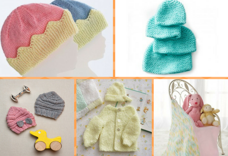 35+ Free Knitting Patterns For Preemie Babies  Knitting Women