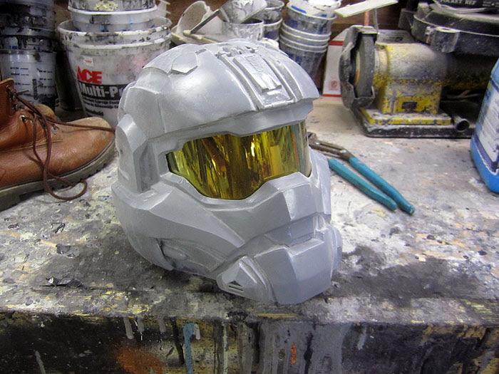 Commando Helmet