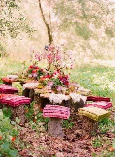 14 Bohemian style gardens | 1001 Gardens