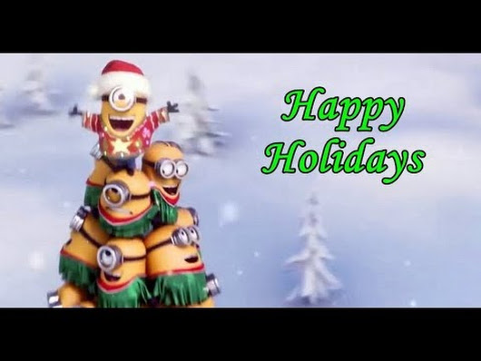 minions jingle bells christmas song remix by vagotanulo - Minions Christmas Song