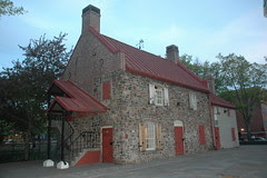 Old Stone House, Northwest view