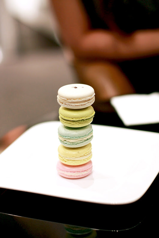 Macarons From Jewels Artisan Chocs