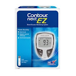 Ascensia Bayer Contour Next Ez Meter Kit
