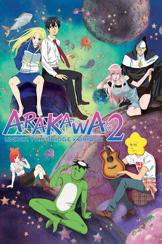 Crunchyroll - Arakawa Under the Bridge Full episodes streaming online for free
