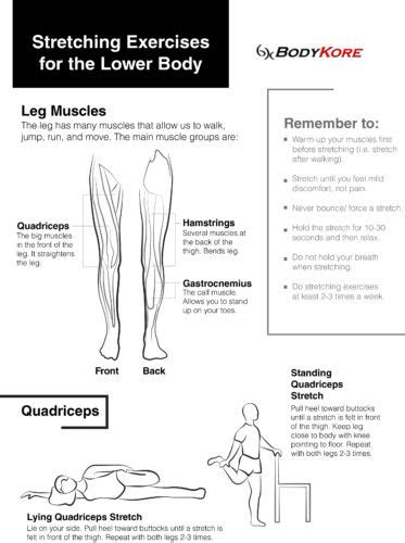 Full Body Stretch Guide from BodyKore – BodyKore- Moving