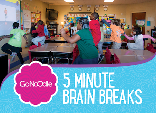GoNoodle - Signup for free!