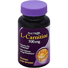 Natrol L-Carnitine Capsules, 500 mg - 30 count