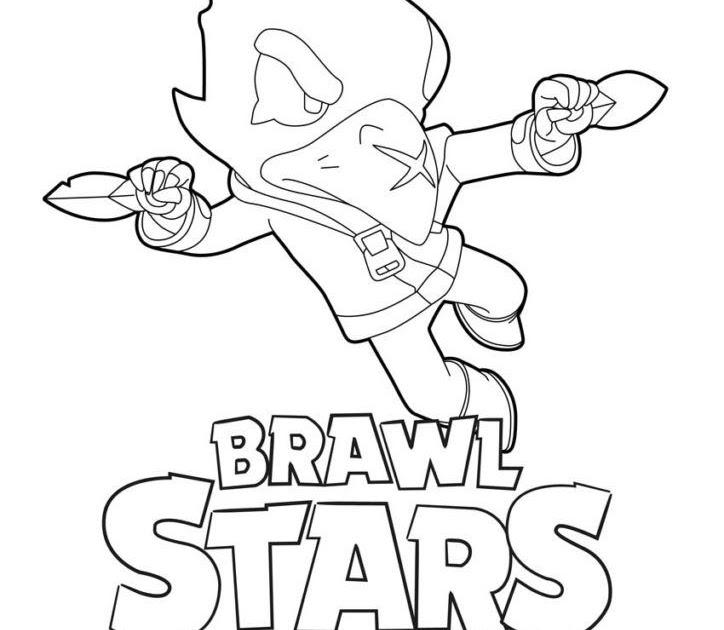 26 + dibujos para colorear brawl stars leon