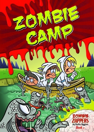 Zombie Camp (Zombie Zappers, #1)