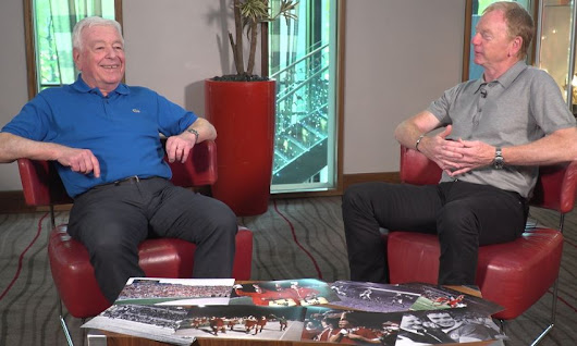 Free video: Cally and Fairclough's special memories of 1977