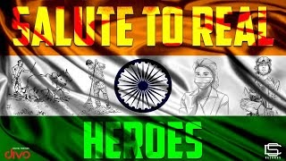 Kannada Rap Song - Salute to Real Heroes By Chandan Shetty