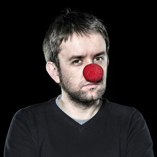 Why the Nose? This Man Celebrates Red Nose Day 365 Days a Year | Kim 'Skipper' Corbin