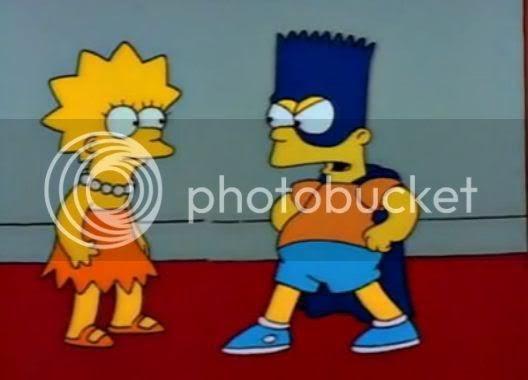 Superhero shows crisis of infinite episodes bartman begins - Bart simpson nu ...
