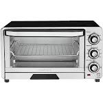 Cuisinart Custom Classic Toaster Oven/Broiler - Stainless Steel TOB-40N