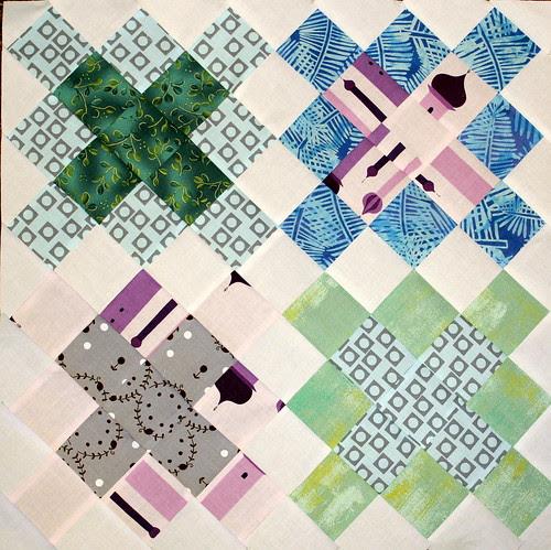 Block 2 - Brian's Quilt