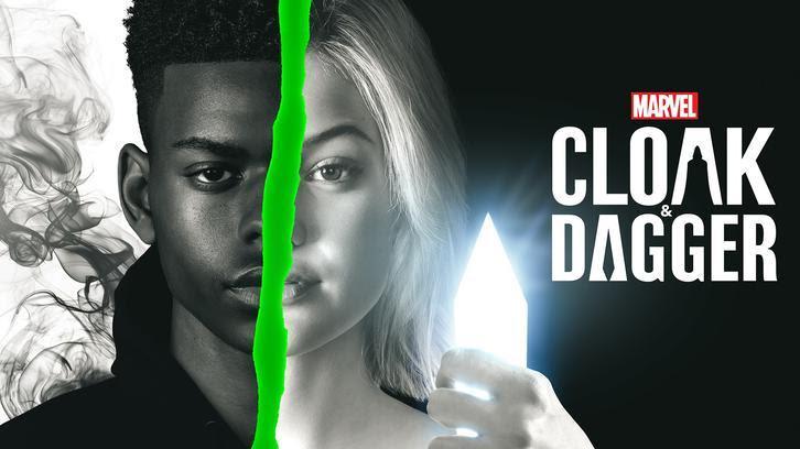 Cloak & Dagger - Renewed for 2nd Season by Freeform?