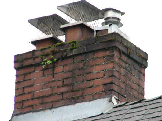 Chimney Chase Cover Replacement - Charleston SC - Ashbusters