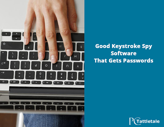 Keystroke Spy Software That Gets Passwords Easily