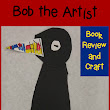 Book Mama: Bob the Artist Book Review and Craft