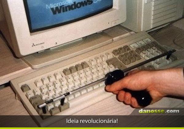 Ideia revolucionaria!