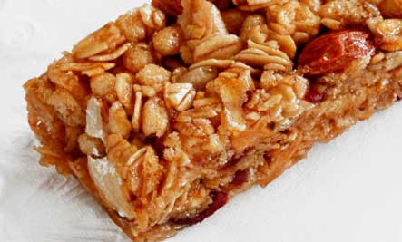Granola-breakfast-bar