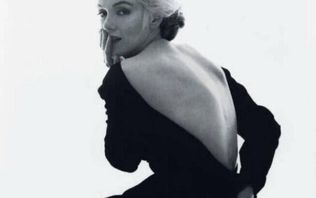 A atriz Marilyn Monroe. Foto: Reprodução