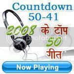 Countdown 50-41