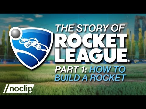[Video] - Documental sobre como llegó a existir Rocket League