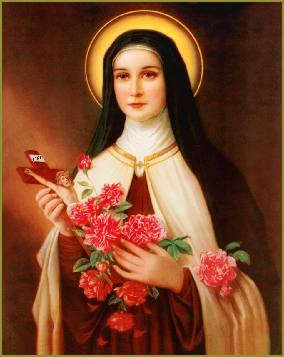 ST. THERESE PLAIN