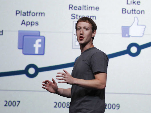 Facebook Is A Fundamentally Broken Product That Is Collapsing Under Its Own Weight