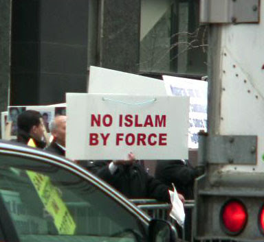 sign on the north side of 44th and 2nd Ave
