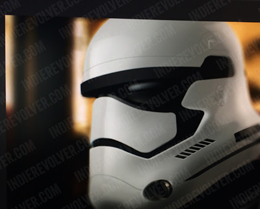 Indie Revolver EXCLUSIVE: First Look at the Stormtroopers From Star Wars Episode VII