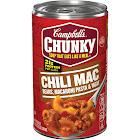 Campbell's Chunky Chili Mac Soup, 18.8 oz.