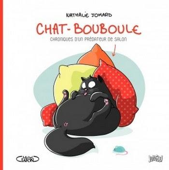 Couverture Chat-Bouboule, tome 1 : Chronique d'un prédateur de salon