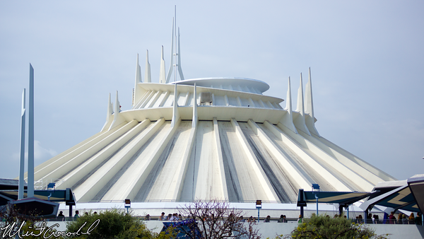Disneyland Resort, Disneyland, Space Mountain, Top, Ring