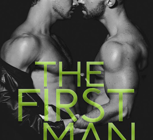 [Cover Reveal] THE FIRST MAN di A.S. Kelly